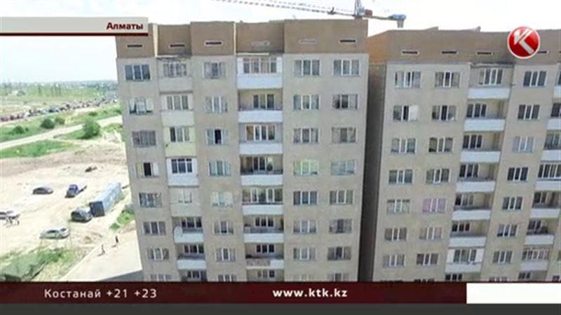На месте накренившейся многоэтажки может появиться такая же
