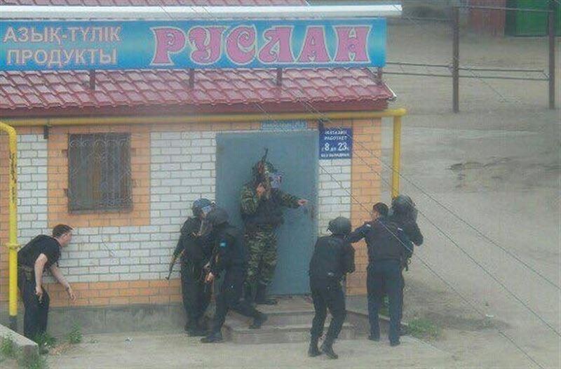 Министр Абаев сделал заявление по терактам в Актобе