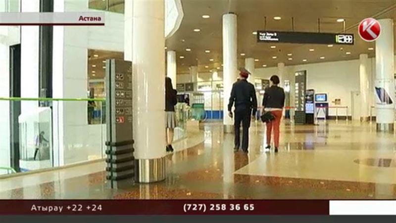 В аэропорты просят приезжать теперь за три часа