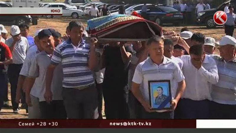Военные рассказали, как погиб солдат-срочник Досбол Сапар