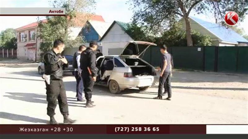 Актюбинцы заметили мужчину, похожего на террориста Танатарова