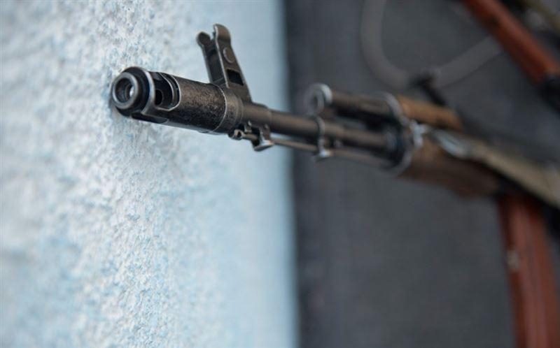 Перестрелка в Актобе: террористы открыли огонь по силовикам