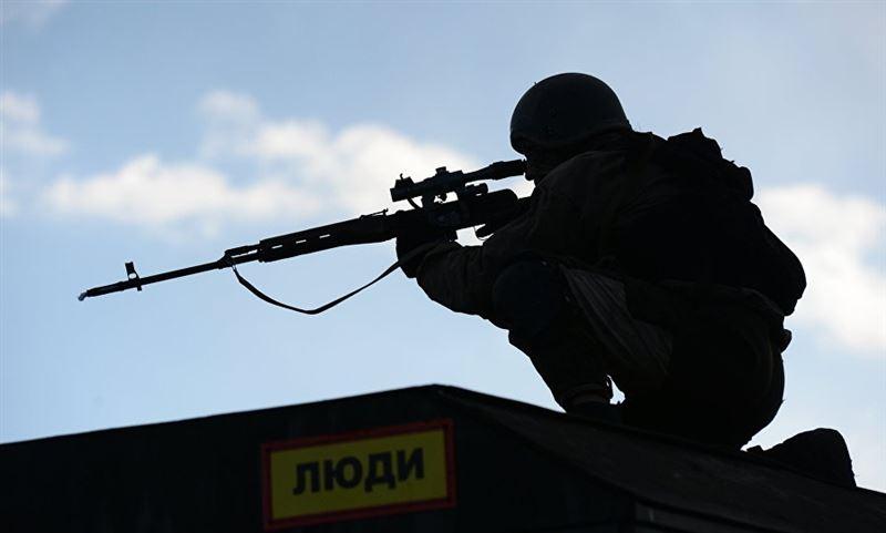 Спецназ уничтожил пятерых террористов в Актобе