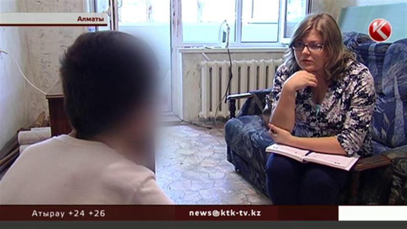 Алматинский подросток заявил, что его изнасиловал отчим