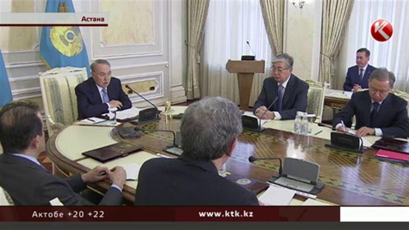 Назарбаев на Совбезе: «Человек в форме должен быть под особой защитой государства»