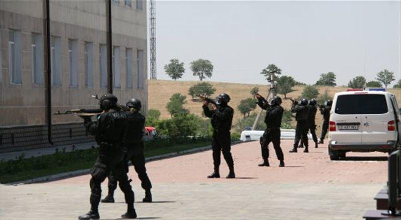 «Красный» уровень террористической угрозы снят в Актобе