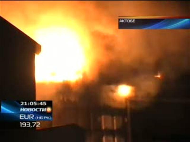 С приходом холодов по стране прокатилась волна крупных пожаров