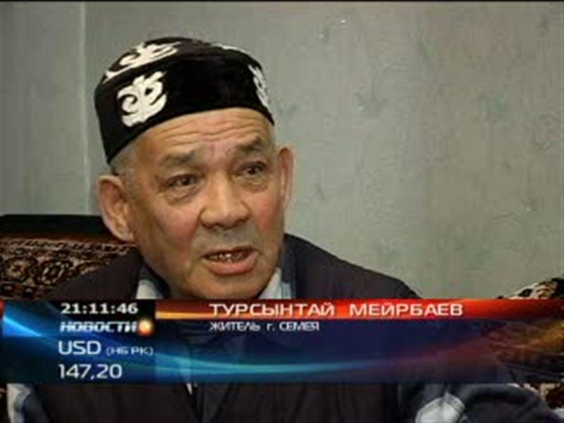 Житель Семея смастерил необычный сундук в память о прошедшем в Астане саммите ОБСЕ