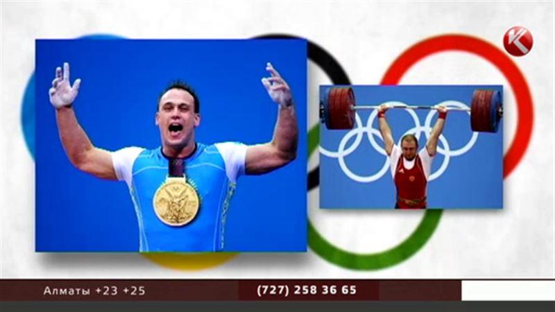 Олимпийские награды казахстанцев могут достаться россиянам