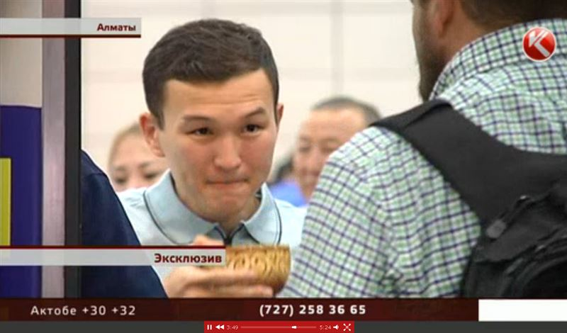 Возвращение на родину: отец Тажаякова рассказал о планах сына