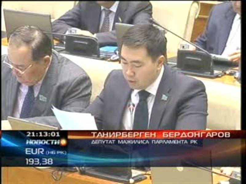 Услуги сотовых операторов в Казахстане остаются самыми дорогими в СНГ,  заявил депутат Танирберген Бердонгаров