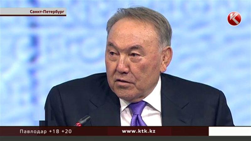 Назарбаев допускает, что страну может возглавить женщина