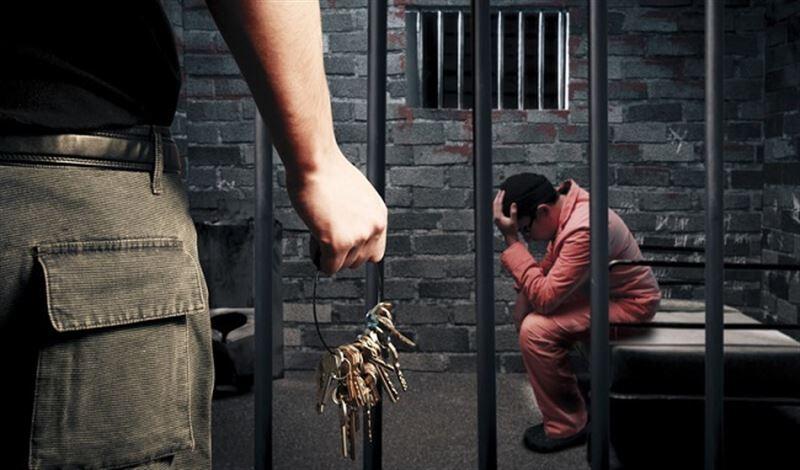 Покупка в тюрьме видео