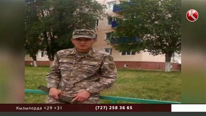 Военные расследуют трагическую гибель солдата-срочника