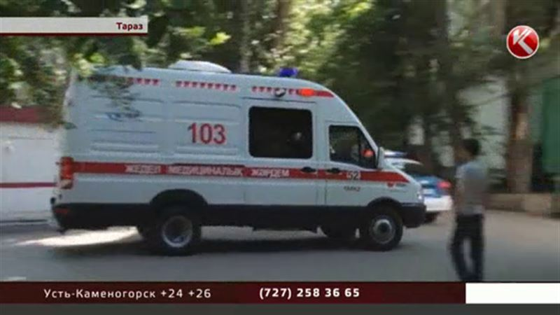 Уволили врача больницы, куда доставили раненого в таразской перестрелке