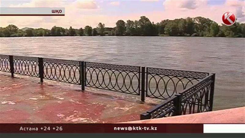 Шығыс Қазақстан облысында жүздеген баспана су астында қалуы мүмкін