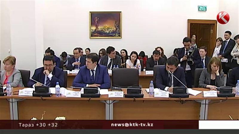 Казахстанским чиновникам вынесут модный приговор