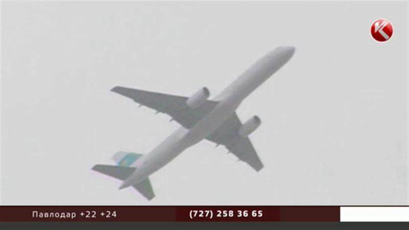 Казахстанские пилоты могли летать пьяными