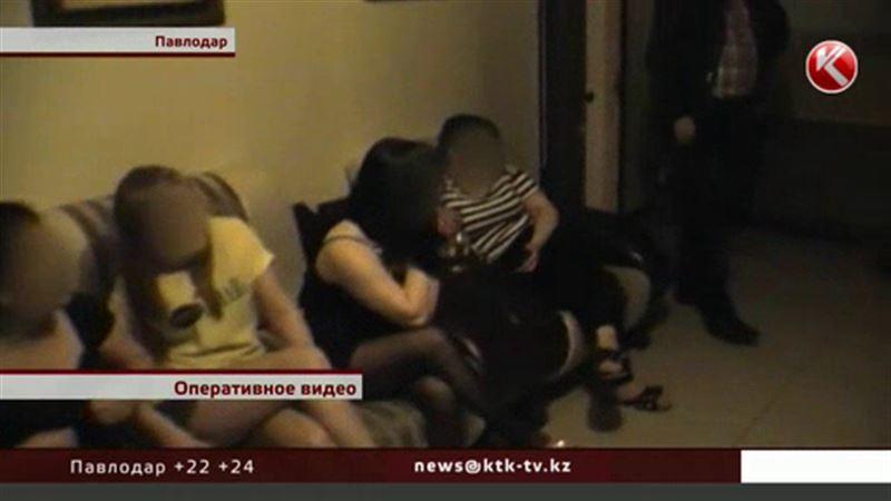 Павлодарские полицейские побеседовали с проститутками