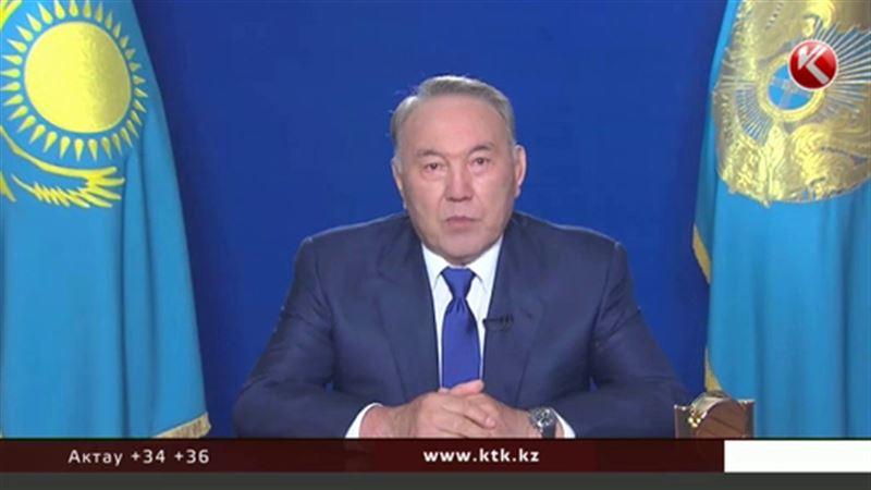Назарбаев считает избрание в Совбез ООН успехом всех казахстанцев