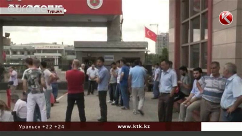Казахстанцы спаслись от теракта, но с трудом покинули Стамбул