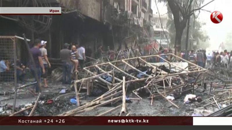 Ирак погрузился в трехдневный траур – в стране погибло 213 человек