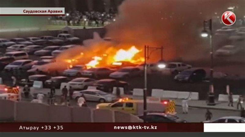 Жертвами взрыва в Медине стали четыре человека