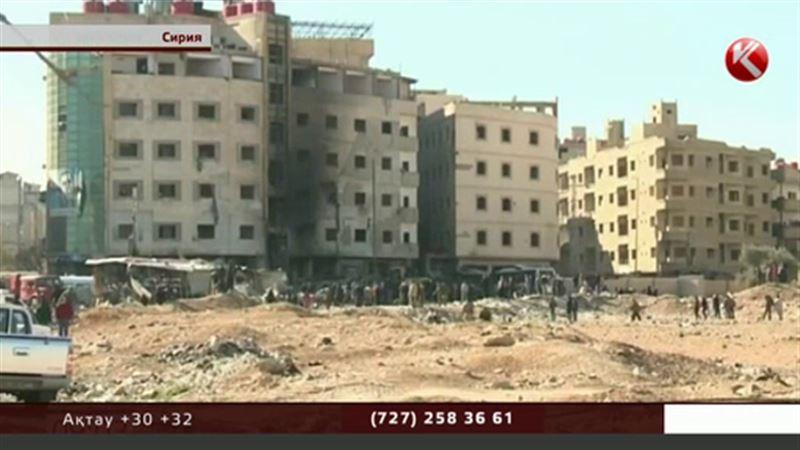 Сирияда кезекті жарылыстан 10-нан астам адам көз жұмды