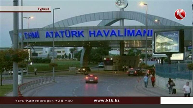 Власти Турции назвали виновных в теракте в аэропорту Стамбула