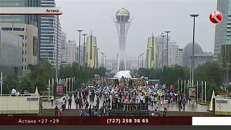18 ей уже: Астана отмечает по-взрослому