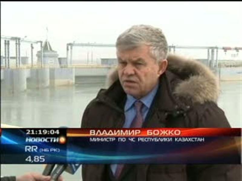 В Южном Казахстане завершено строительство Коксарайского контррегулятора