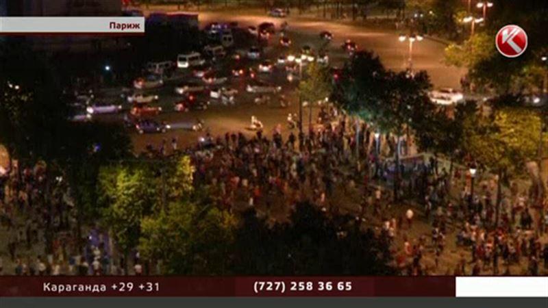 Празднование победы Португалии на Евро-2016 переросло в массовые беспорядки