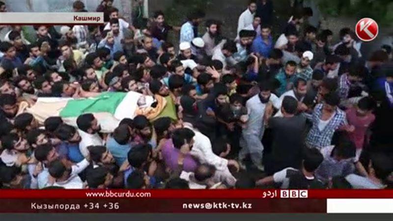 В Кашмире из-за беспорядков погибли уже 30 человек