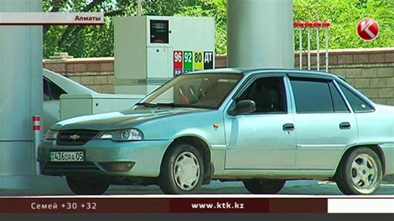 В Алматы задержали грабителей АЗС