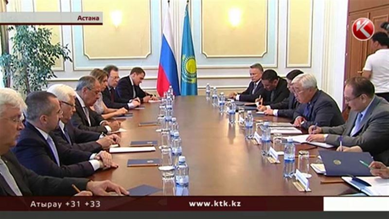 В Астане будут делить Каспий – министры уже съезжаются