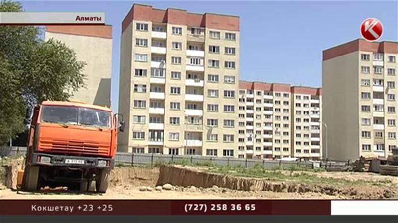 Алматинский застройщик и сам бы рад заселиться в «кривой» дом