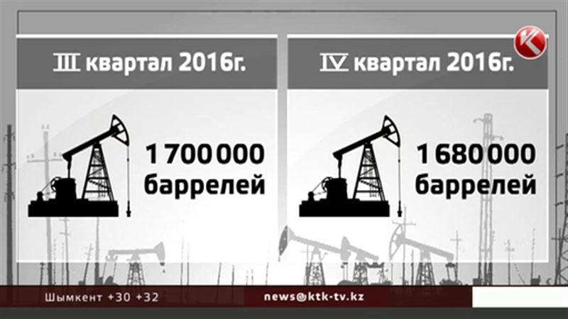 Казахстан добудет больше нефти, чем планировалось