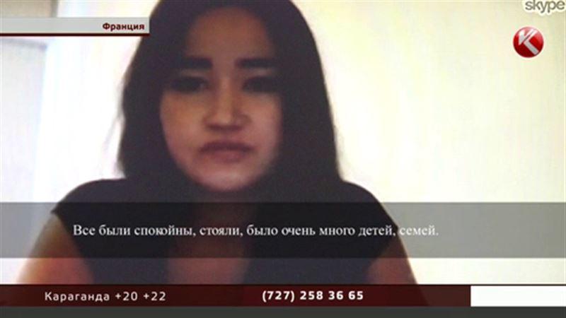 ЭКСКЛЮЗИВ: Казахстанки рассказали, что спасло их во время теракта в Ницце