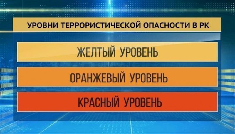 «Красный» уровень террористической угрозы введен в Алматы