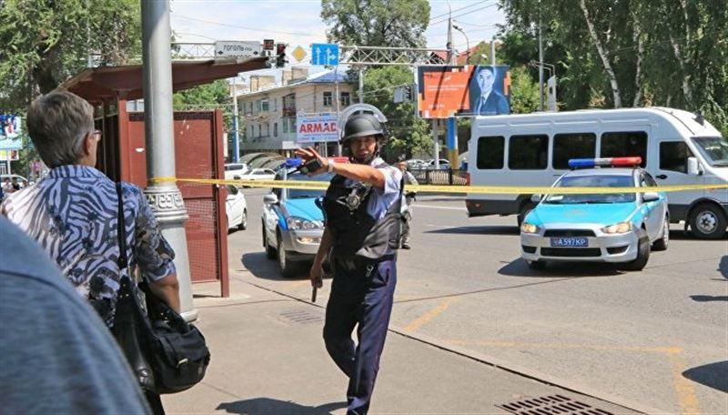 Террористические атаки в Алматы. Подробности