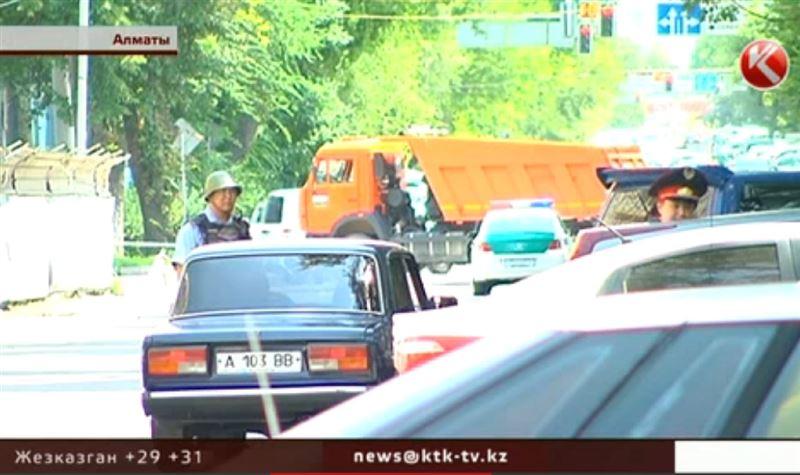 Плоды спецоперации – в Алматы сняли «красный» уровень угрозы