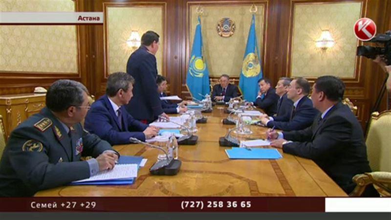 Нурсултан Назарбаев назвал всё произошедшее в Алматы террористическим актом