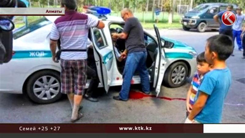 24 минуттың ішінде Алматыда сойқан  салған лаңкес судьялар мен прокурорлардан кек алмақ болған