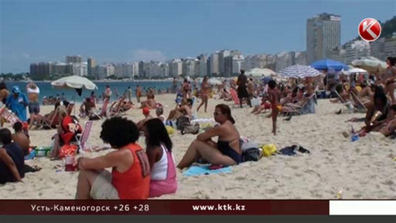 Казахстанцы могут приезжать в Бразилию без визы