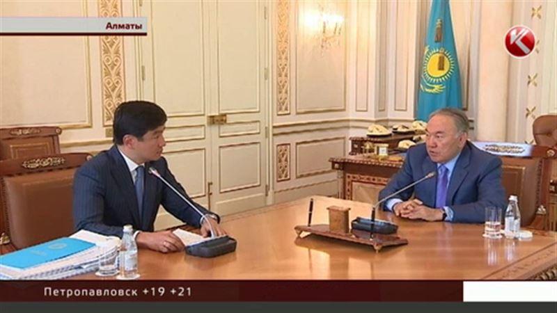 Президент рассказал акиму Алматы, как отпраздновать тысячелетие города