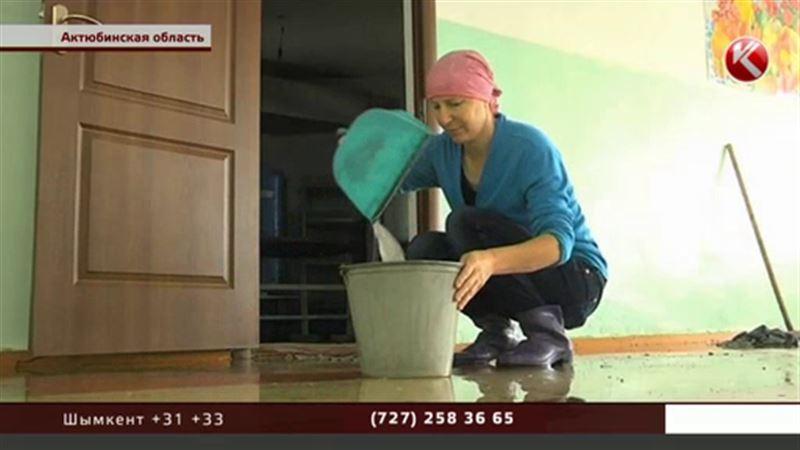 Ущерб в 150 миллионов актюбинскому Кандыагашу причинил ливень