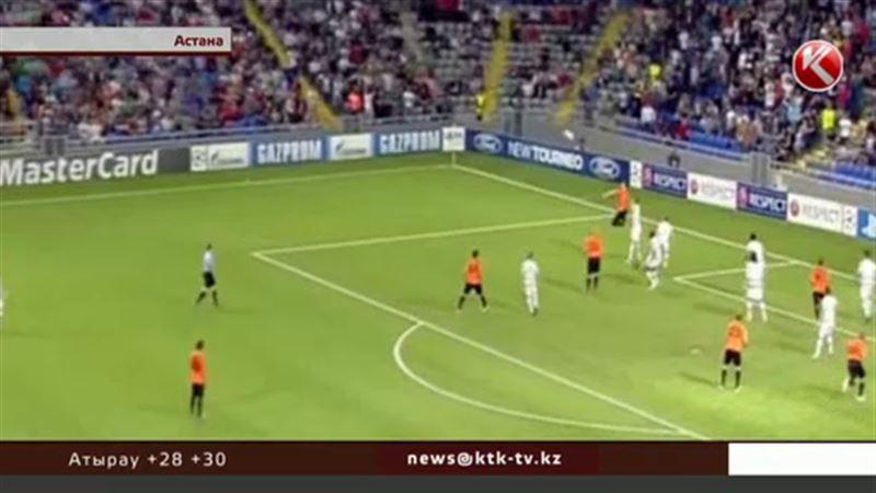 Лига чемпионов снова пришла в Казахстан: «Астана» - «Селтик»