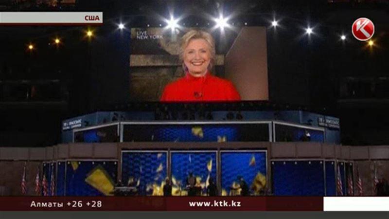 Первой в истории США женщиной-президентом может стать Хиллари Клинтон