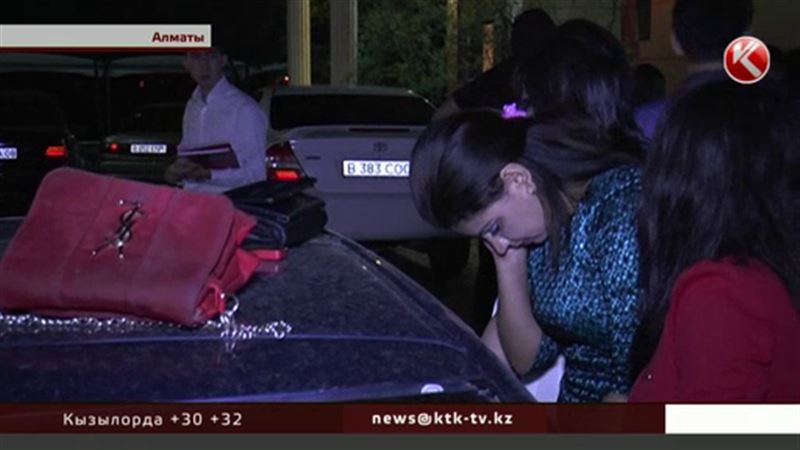 В алматинской гостинице полицейские обнаружили притон