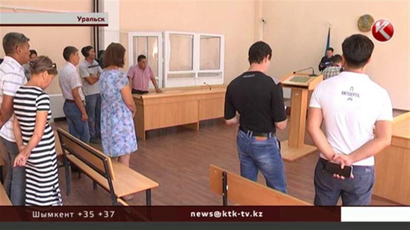 В Уральске уже осудили начальника недавно созданной местной полиции